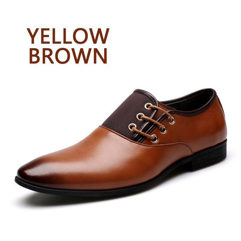 mode hommes hommes mode des chaussures de grande taille.chaussure d'homme. 71f51b