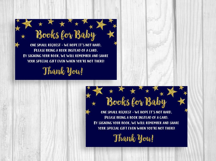 45+ Etsy baby shower book request ideas in 2021
