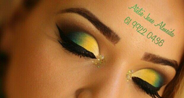 Make Brasil 2014 Ateliê Jane Almeida Makeupartist Jane Almeida @Jane Pires de Almeida