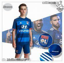 Maillots-Sport: Les Nouveaux Maillot Foot Lyon OL Enfant Exterieur 2016 2017