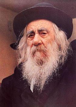 Yaakov Yisrael Kanievsky - Wikipedia, the free encyclopedia