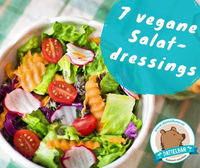 Kennst Du Diese 7 Veganen Salat Dressings Dattelbar S Webshop