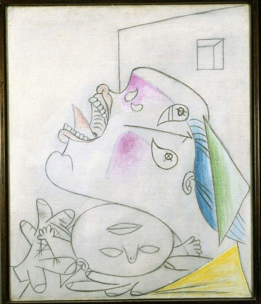 #postscripto #guernica #muerto #madre #con #nio #de #iMadre con niño muerto (I). Postscripto de «Guernica»