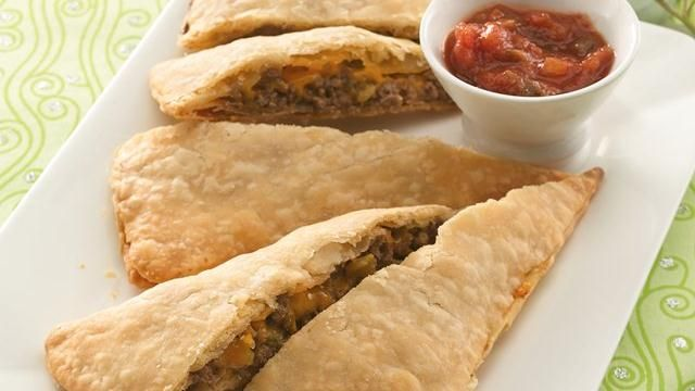 Beef and Chile Empanadas Recipe Empanadas, Beef
