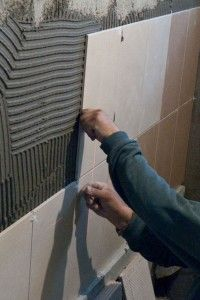 How To Install Wall Tile In Bathroom Howtospecialist How To Build Step By Step Diy Plans Bathroom Wall Tile Bathroom Wall Diy Bathroom Remodel