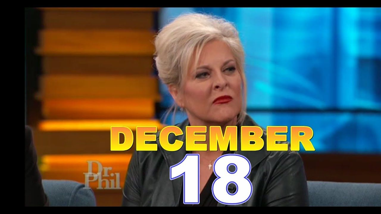 Dr Phil DEC 18, 2018 ||Husband, Father, Murderer: Inside the Chris