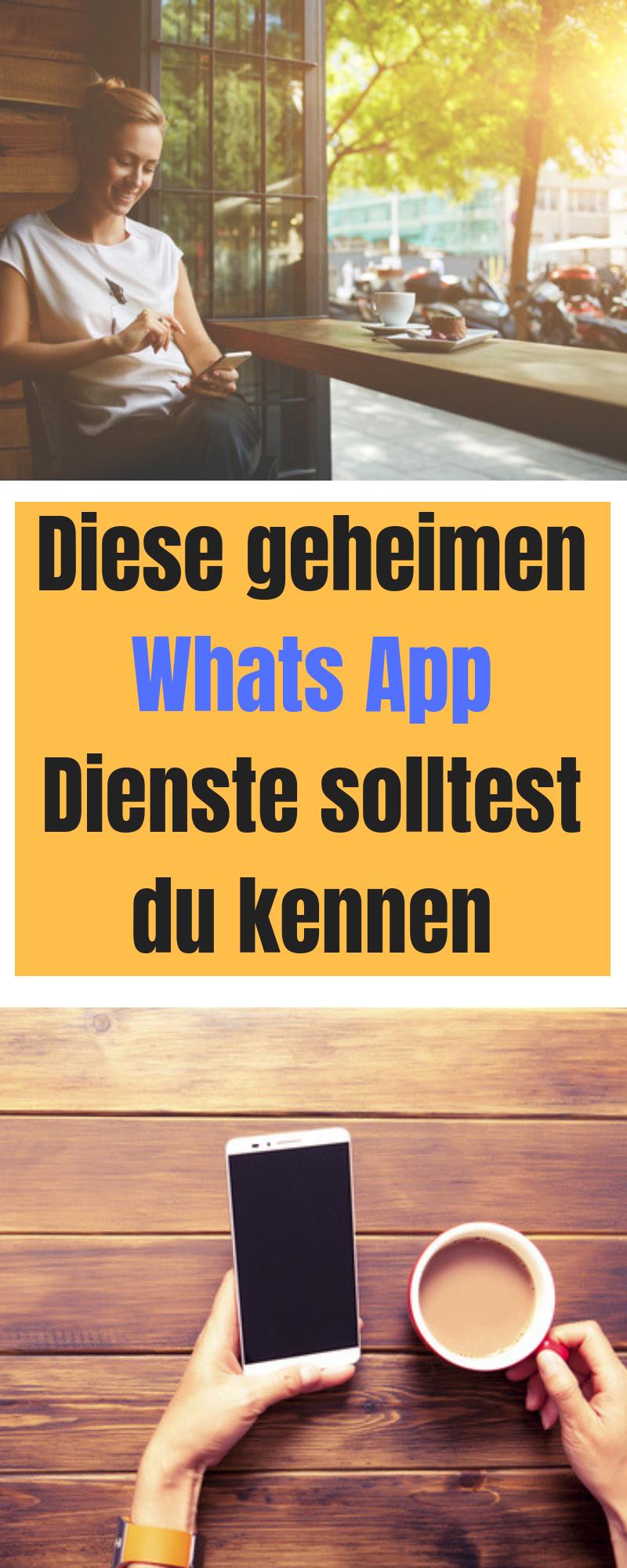 9 Geheime Whatsapp Funktionen Die Fast Keiner Kennt Tipps