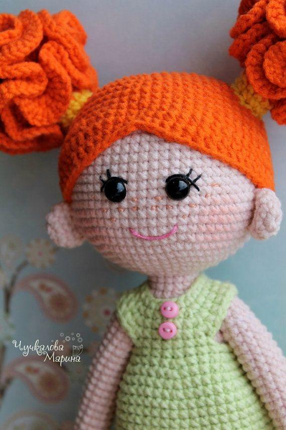Good girls PDF crochet two doll pattern by MyCroWonders on Etsy ...