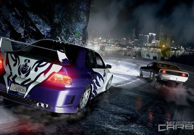 Need For Speed Carbon Like Street Duel Cars Watcher With Images
