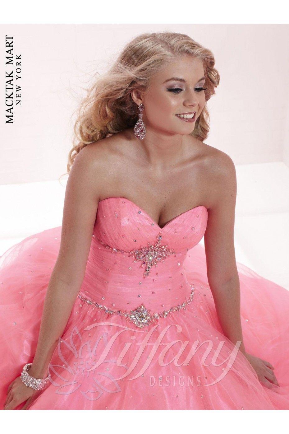 Pin de Renee Pink en Fairytale Pink Dresses | Pinterest