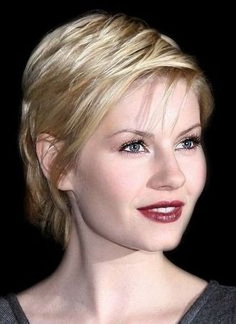 Short Haircuts For Older Women With Fine Hair Thin Straight Hair Short Hairstyles Fine Short Thin Hair