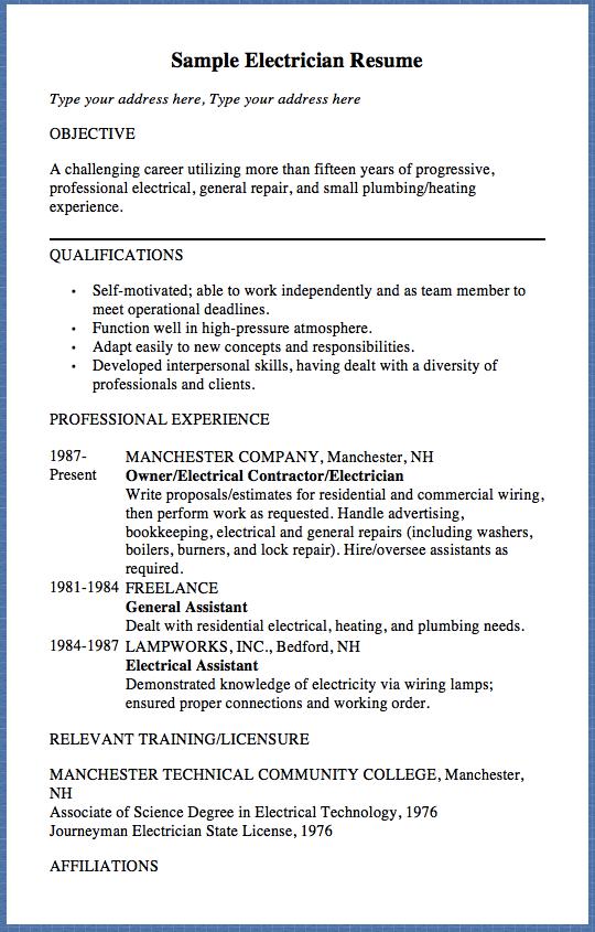 progressive resume templates