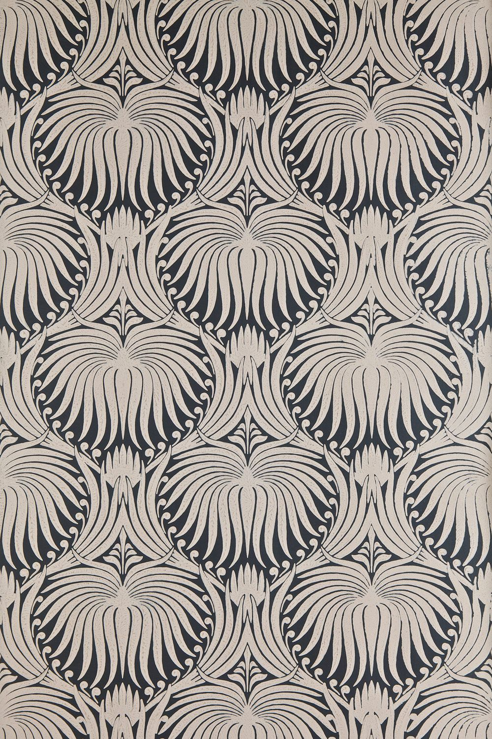 The Lotus Papers BP 2018 by Farrow & Ball | Textiles Patterns