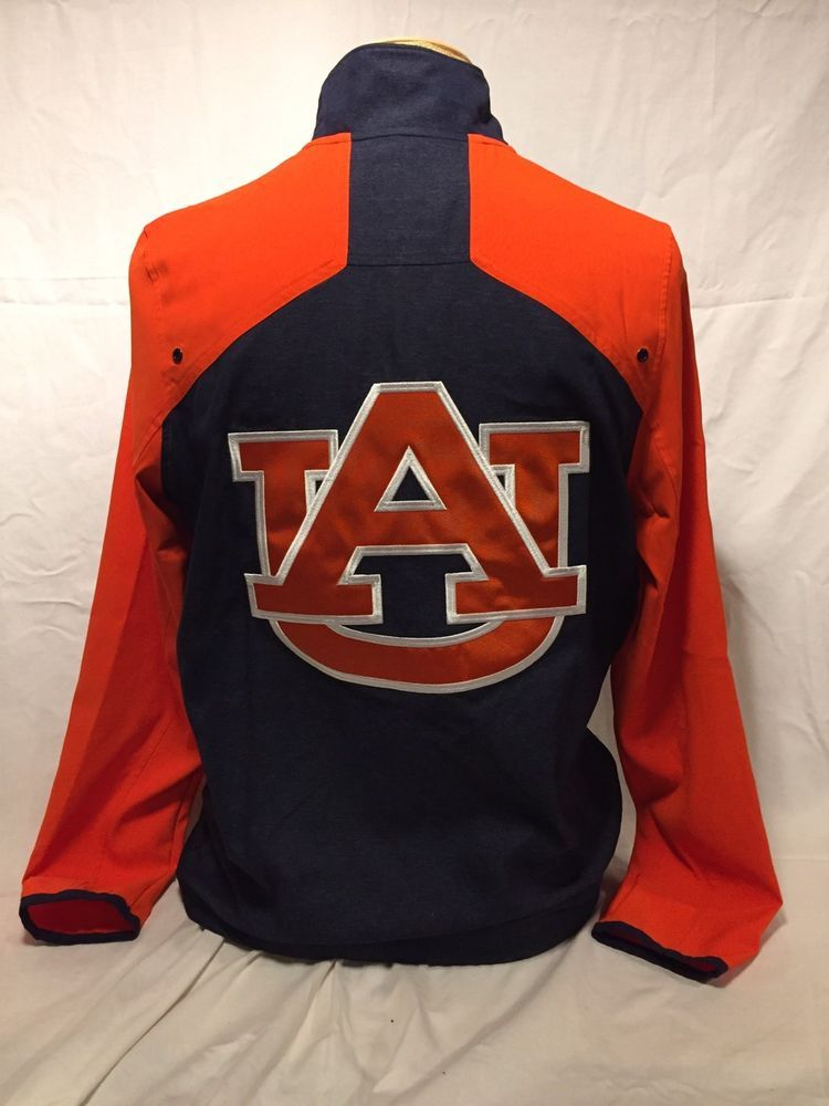 2e7093b0f Under Armour Auburn Tigers 1 4 Zip Pullover Jacket. Embroidered Under  Armour logo right chest. Under Armour Performance All Season Gear.