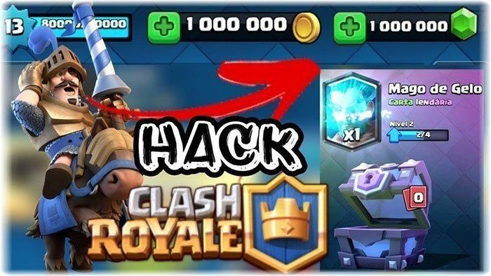 free gems for clash royale 2019