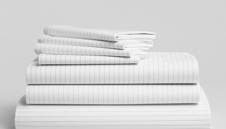 Brooklinen Review Percale Sheets Sateen Sheets