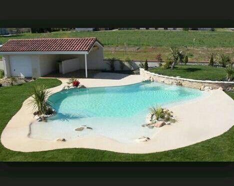 Artificial yard ideas pinterest pool for Garten pool wanne