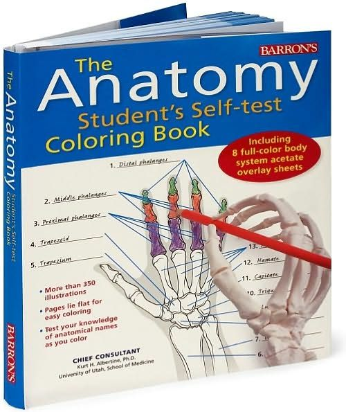 Anatomy Coloring Book Tips Need This Book To Help Study