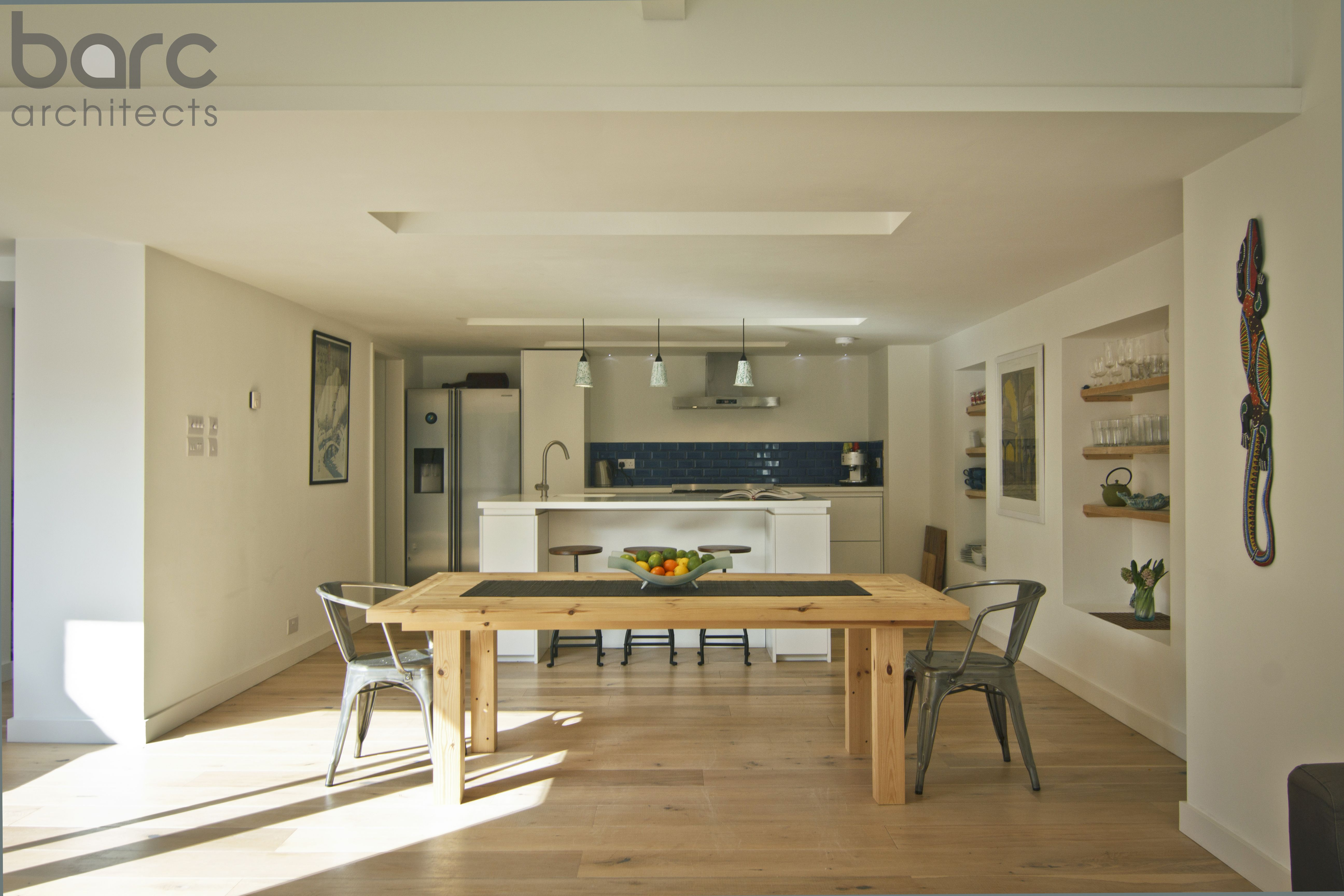 Headlands Cottage designed by Barc Architects in Exeter Devon The