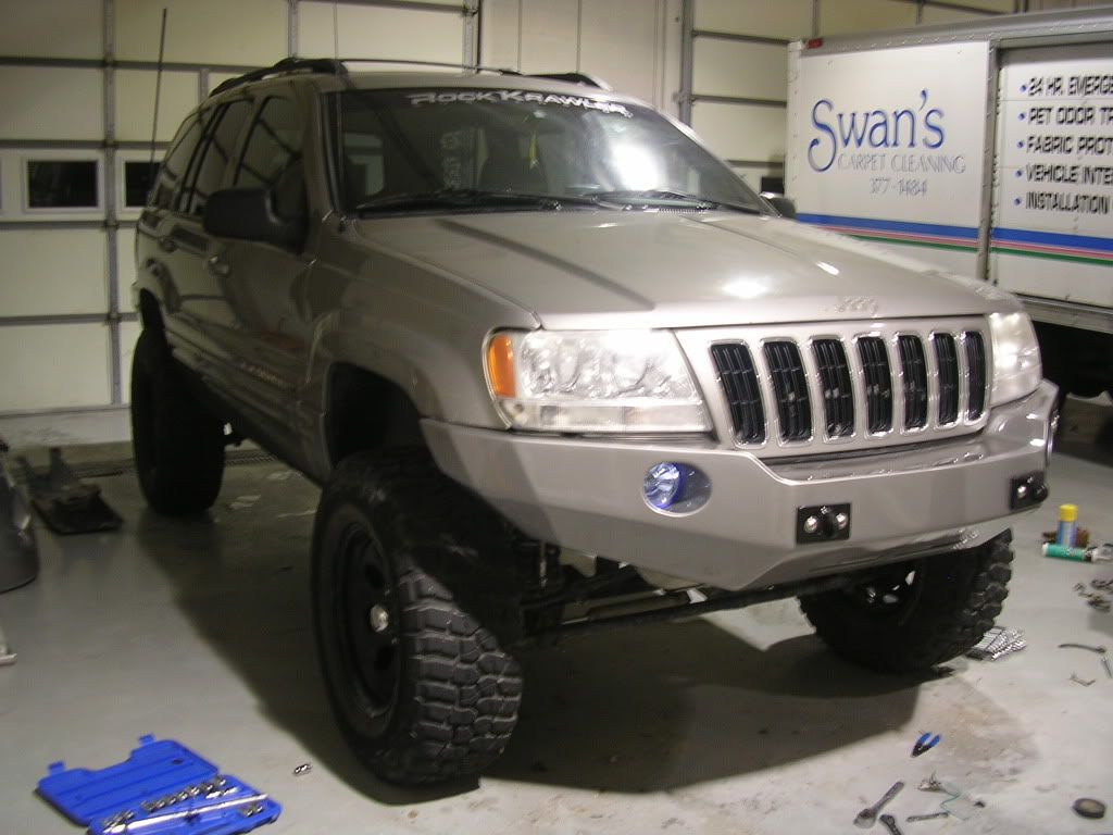 hk overland - recessed winch bumper | offroad, cherokee and jeeps