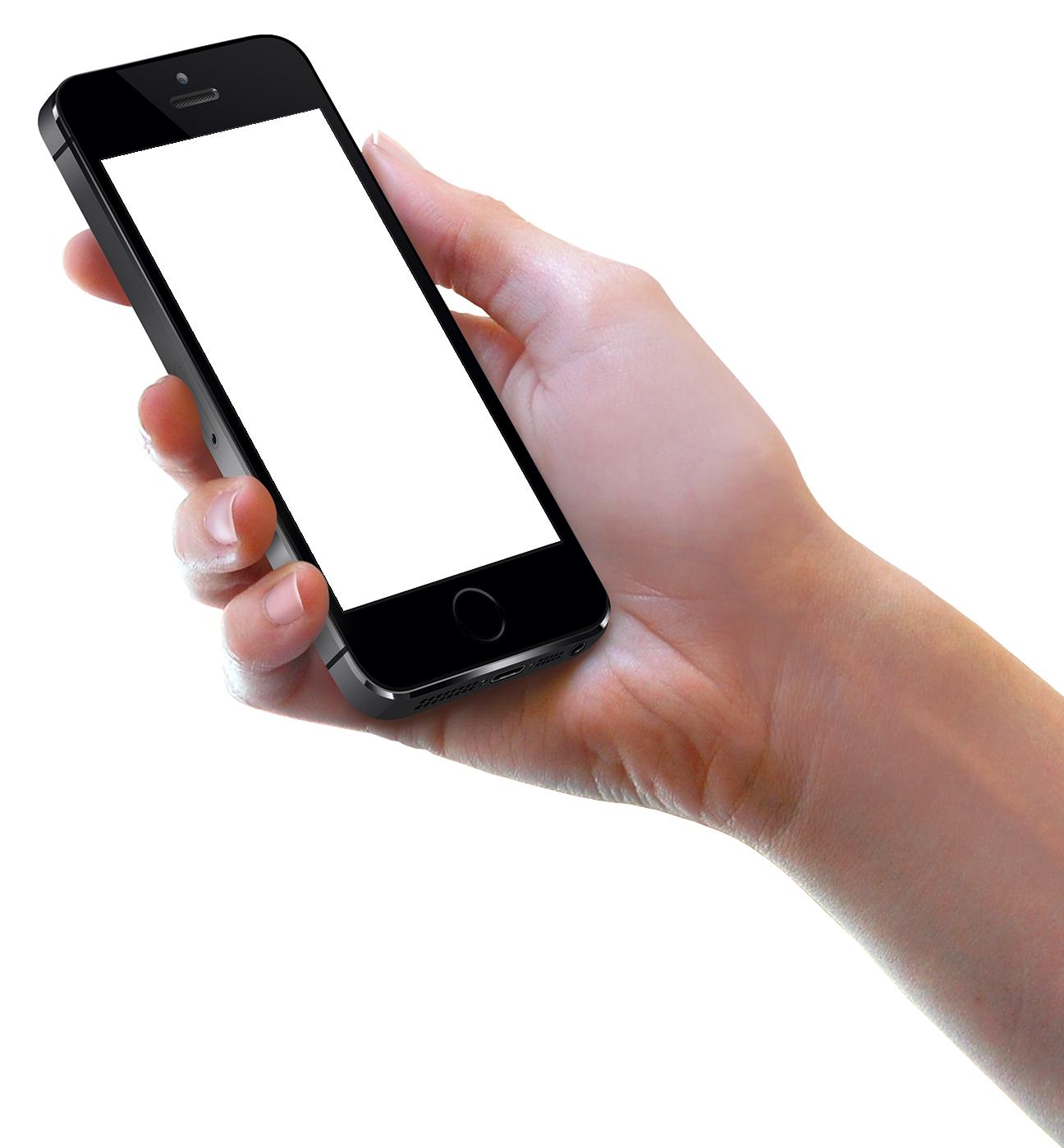 Hand Holding Black Iphone Png Image Molduras Para Fotos Montagens Moldura Para Fotos Celulares