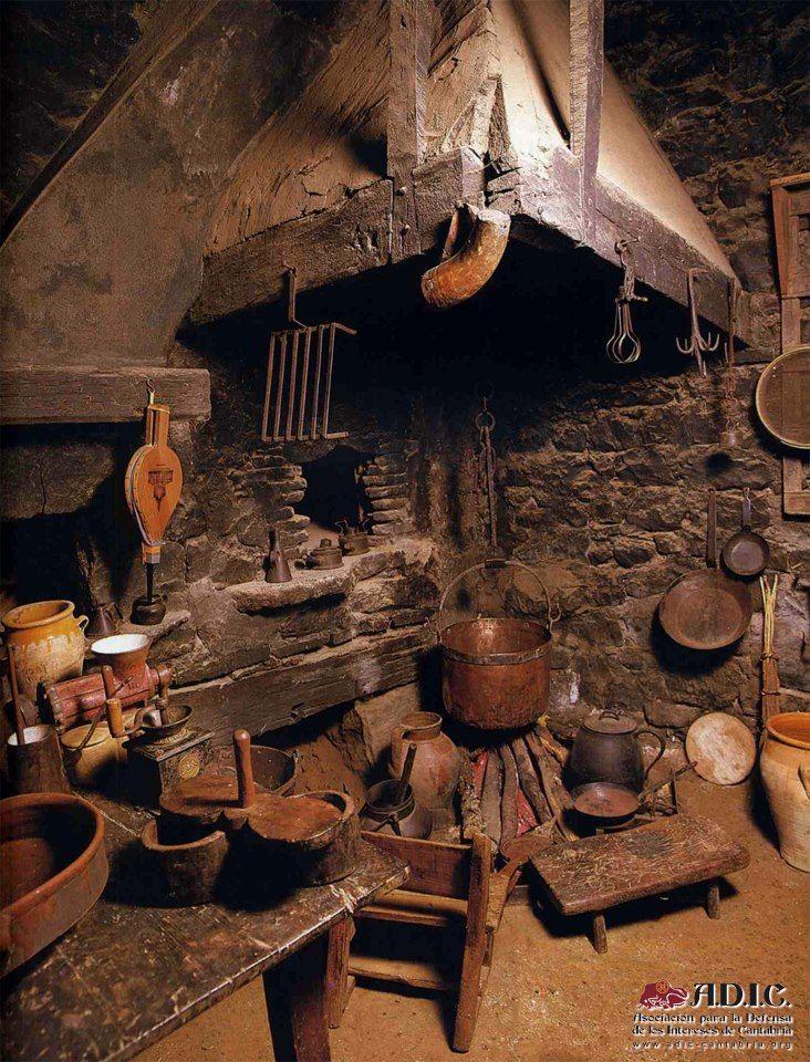 Cocina Cántabra.