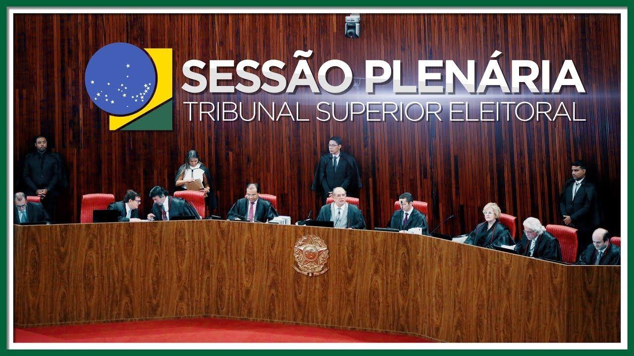 Sessao Plenaria Extraordinaria 08 06 2017 Com Imagens Tribunal