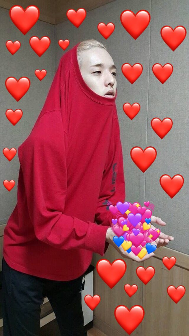 K-Pop: Kpop Reaction Memes Heart