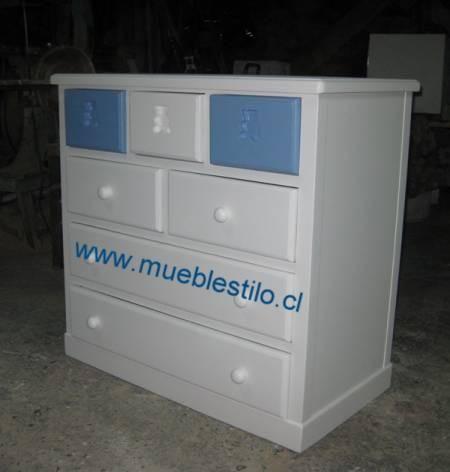 cómoda ositos solo fabricación de #muebles a medida, #cunas ...