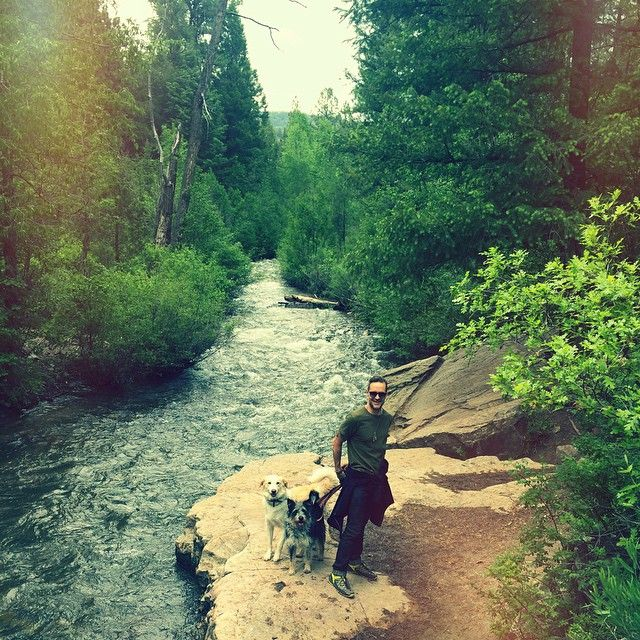 Durango is an awesome place to take your dogs on adventures.