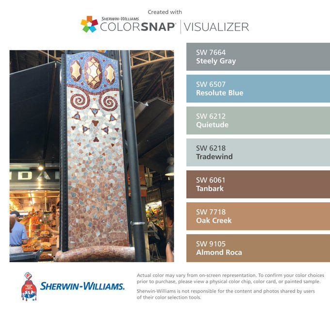 Tradewind Paint Color SW 6218 By Sherwin Williams. View Interior And Exterior  Paint Colors