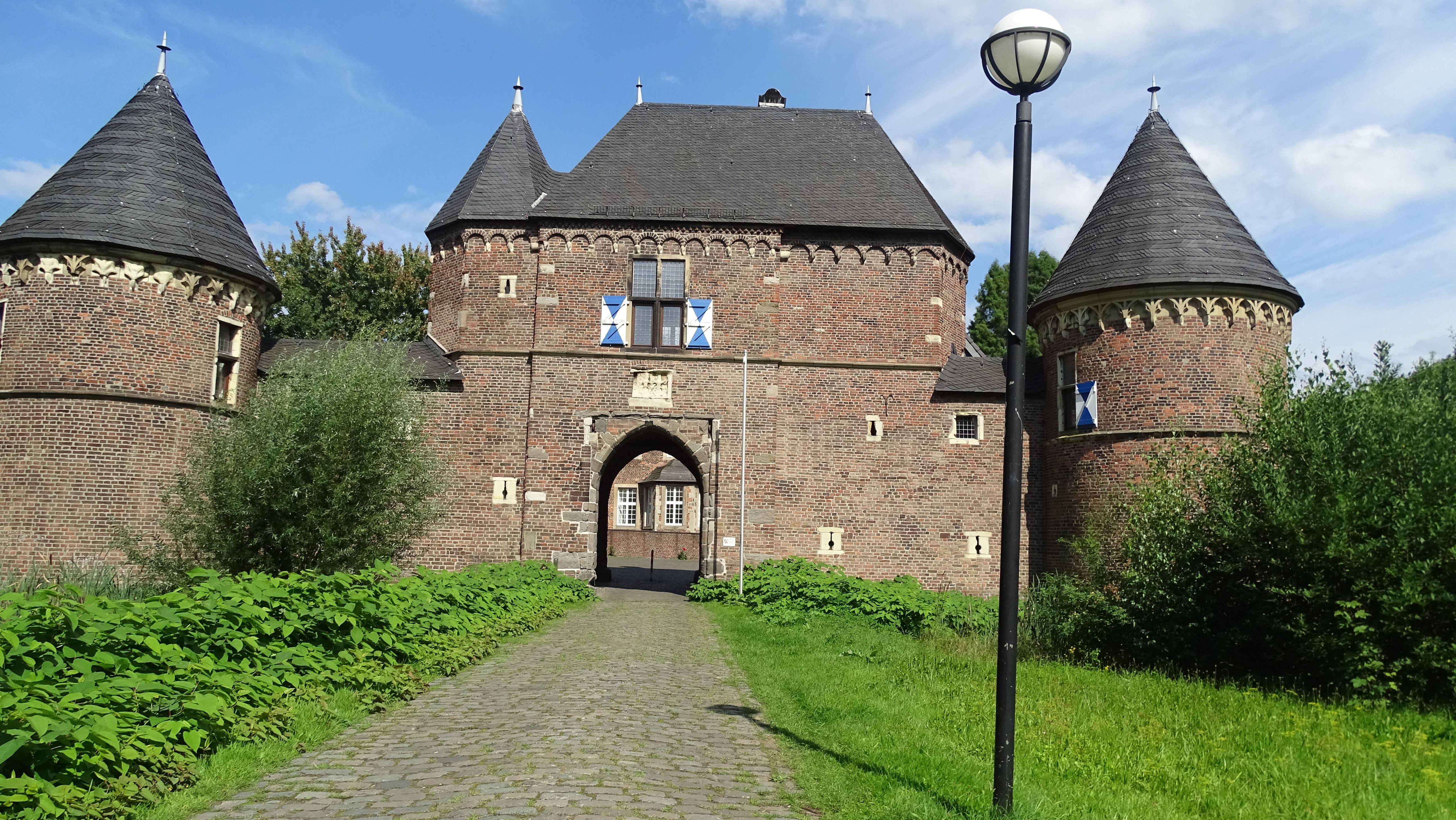 Burg Vondern, Oberhausen Burg, Oberhausen