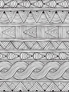 0ccea53c47f463b50210c42d3d22d2ed Jpg 236 314 Padroes De Arte Modelos De Zentangle Arte Zentangle
