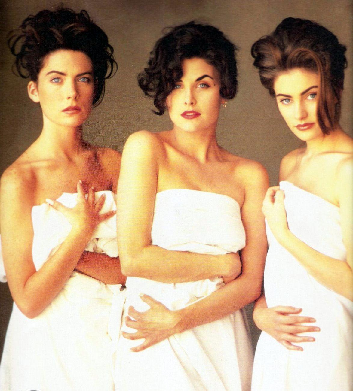 women of twin peaks