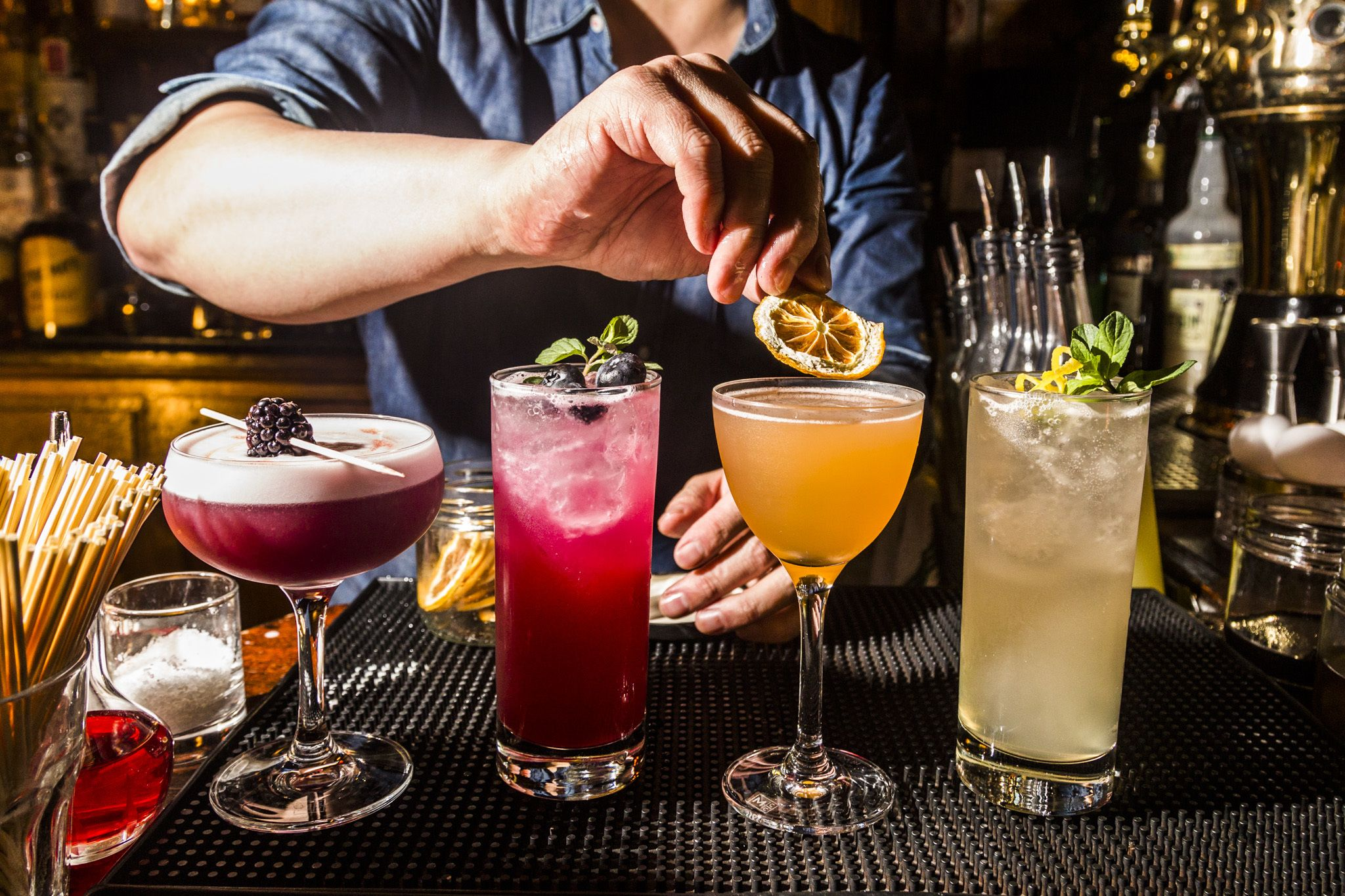 The winners of the 2018 Time Out Chicago Bar Awards ...