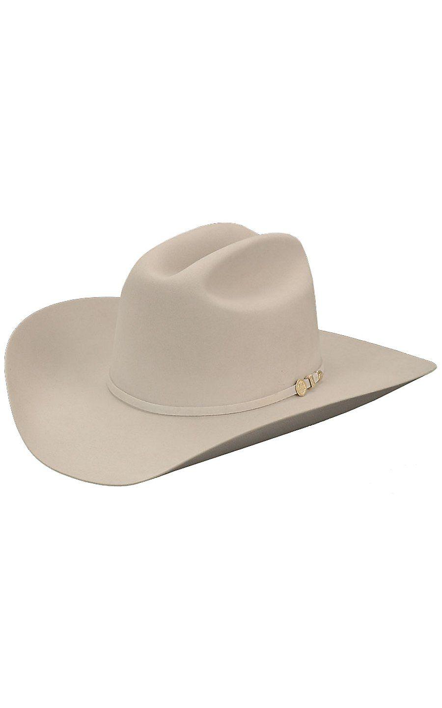 Stetson® 100X El Presidente Silverbelly Felt Cowboy Hat  4b13757f120