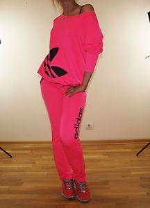 1e139ff373c4 Women's Adidas Tracksuit | womens adidas tracksuit | eBay | My style ...