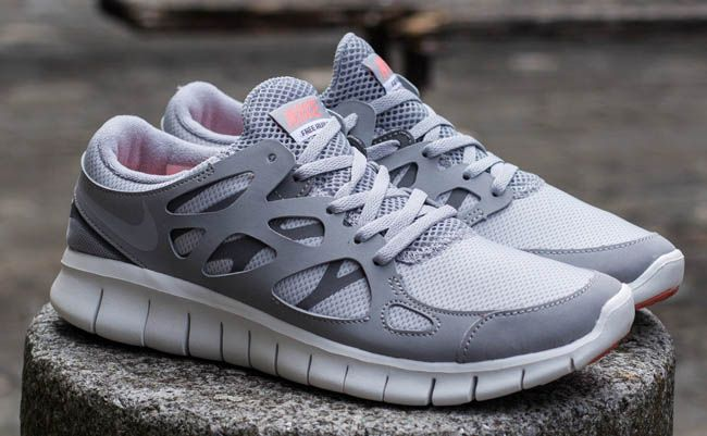 nike free run 2 ext cool grey