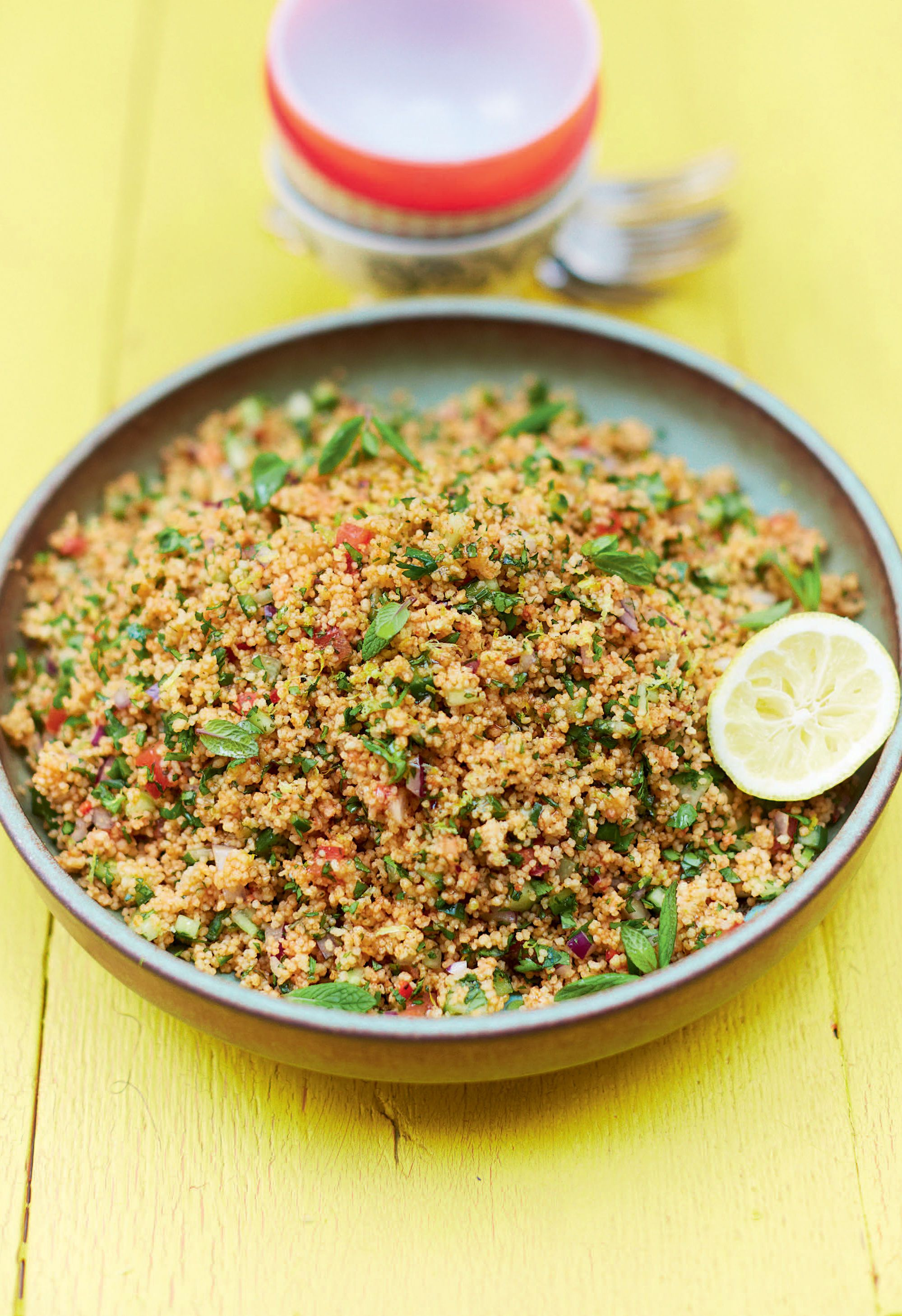 Turkish couscous salad recipe featured in the family cook book by turkish couscous salad recipe featured in the family cook book by kerryann dunlop a jamie oliver food tube book catch her at the big feastival forumfinder Images