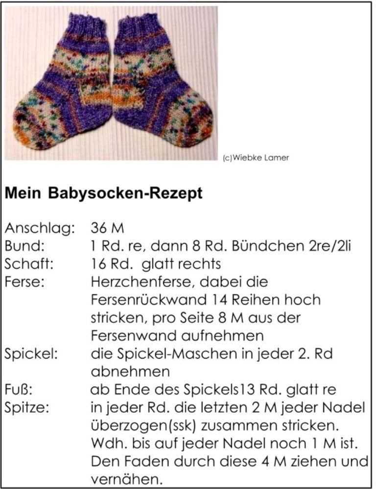 Photo of Sockenstricken für Kinder – MissKnitness