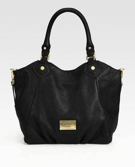 0299edb3fc Women's Black Classic Q Fran Tote Bag | F as in Fashion! | Bags ...