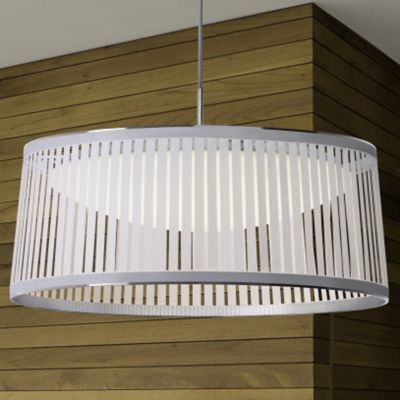 Solis LED Drum Pendant by Pablo Designs at Lumens.com