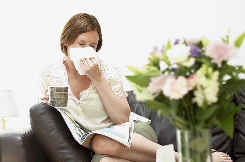 An ayurvedic approach to seasonal allergies home