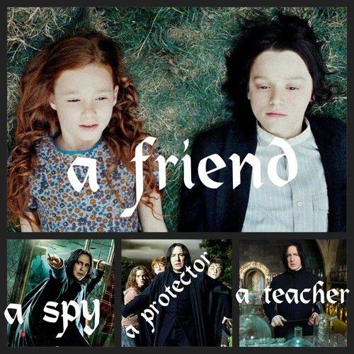 Severus Snape is...