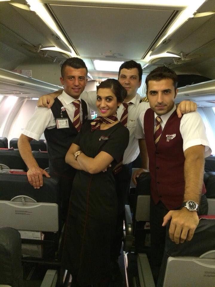 Flight Attendants Around The World Flight Attendant Turkish Airlines Airline Cabin Crew
