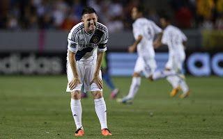 Robbie Keane Hat Trick For Galaxy Enko Football La Galaxy Club Tijuana Robbie Keane