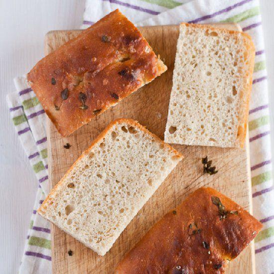 Focaccia, Italian bread   Baking   Focaccia, Bread recipes, Bread