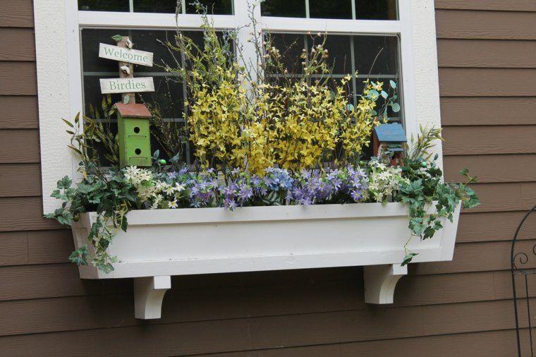 Jardinière fenêtre ou balcon et diy ou comment faire soi-même une
