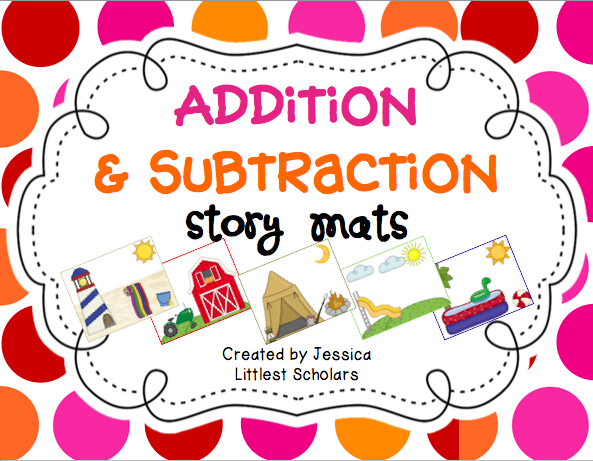 More Addition and Subtraction Stories | School - Math | Pinterest ...