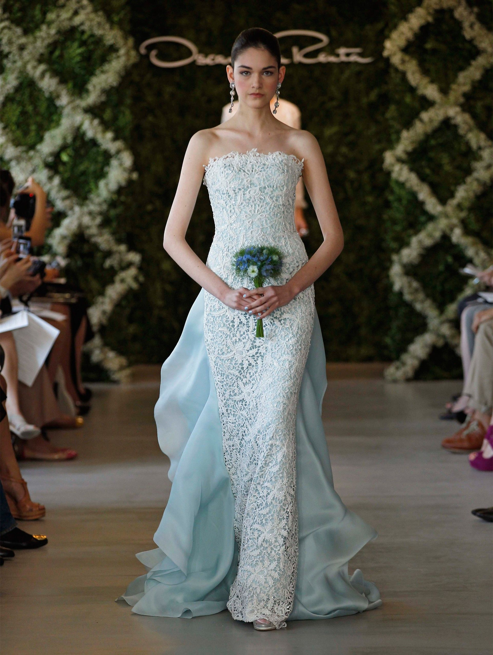 Oscar de la Renta - Bridal 2013 Look 21; one of my all time favorit ...